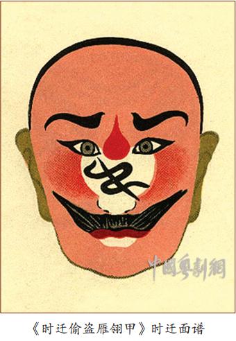 【梨园逸事】传统粤剧脸谱鉴赏(三)