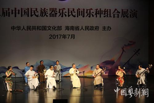 广东音乐 合奏《娱乐升平》演奏:何克宁、黄鼎世、陈芳毅等-广东音
